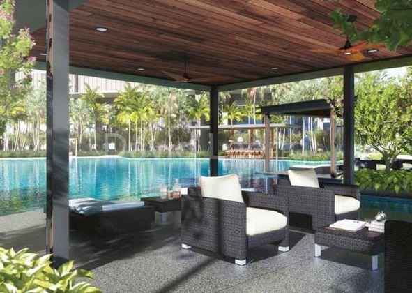 Beach Pool Side Pavilion