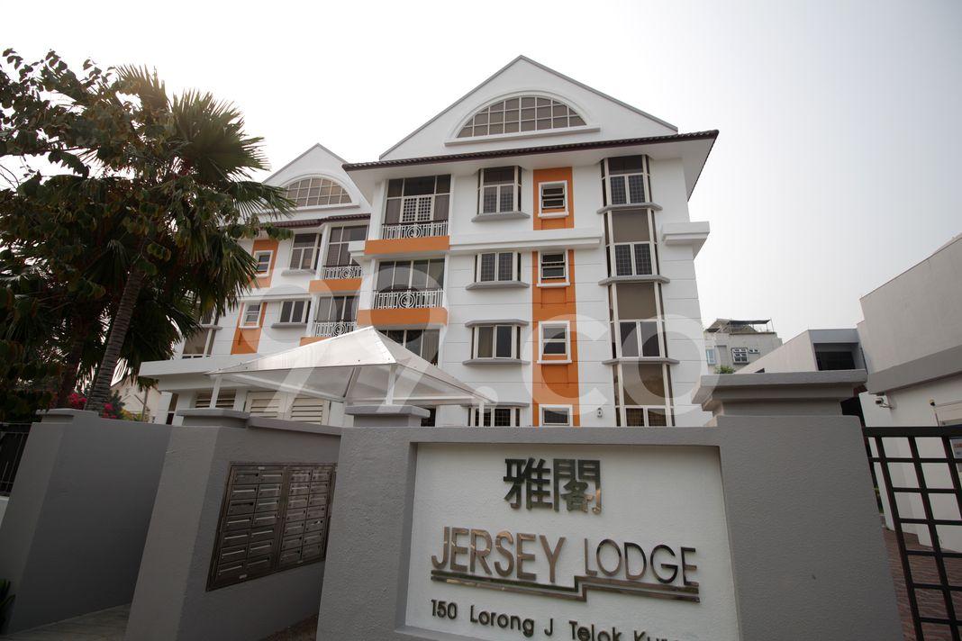 Jersey Lodge  Elevation