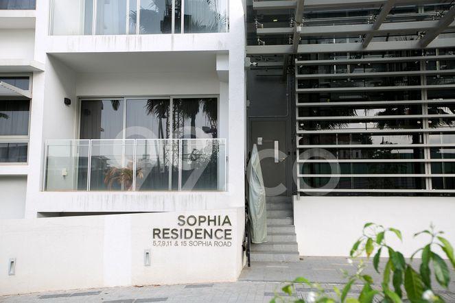 Sophia Residence Sophia Residence - Entrance