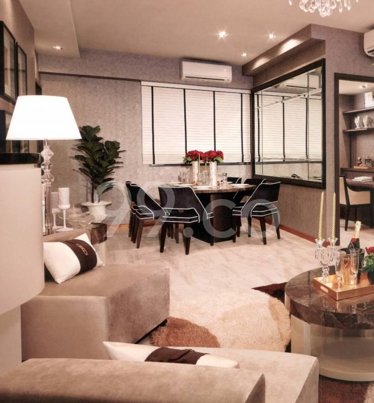 The Poiz Residences Dining Room