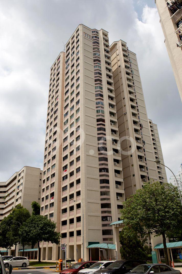 Block 111 Jurong East Ville