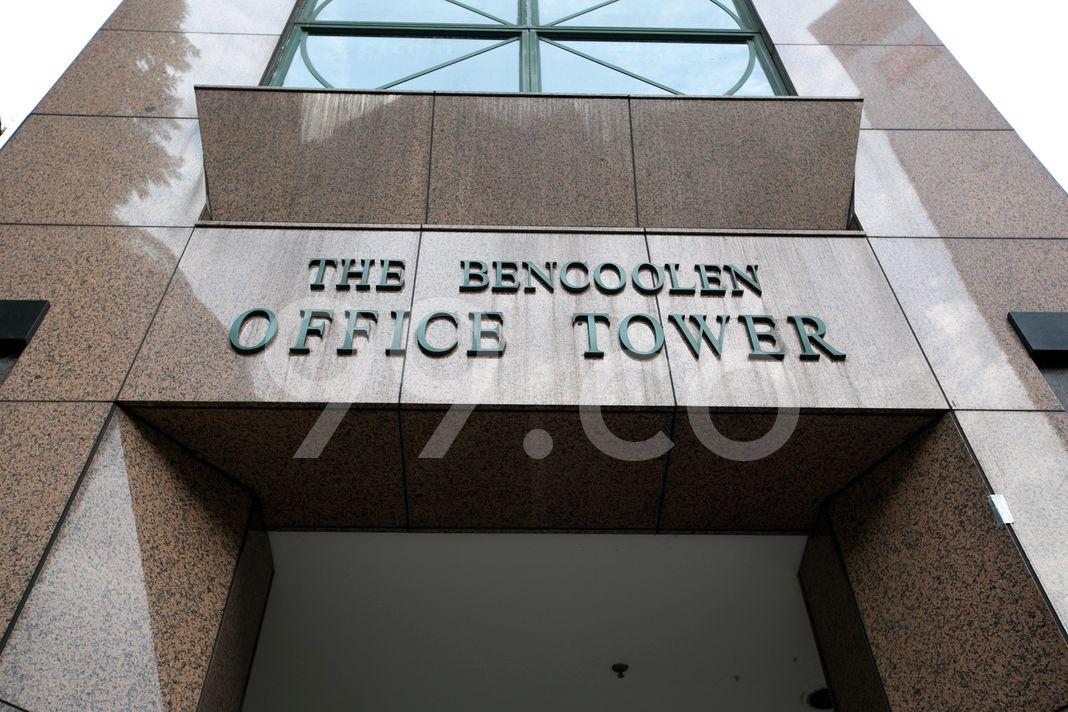 The Bencoolen  Logo
