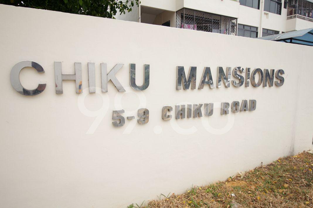 Chiku Mansions  Logo