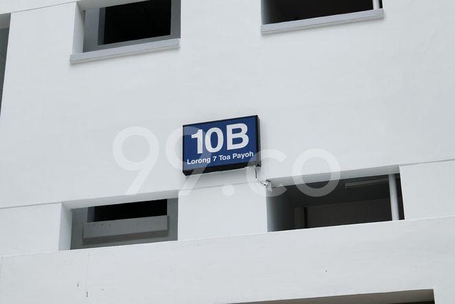 Toa Payoh Court Block 10B Toa Payoh Court
