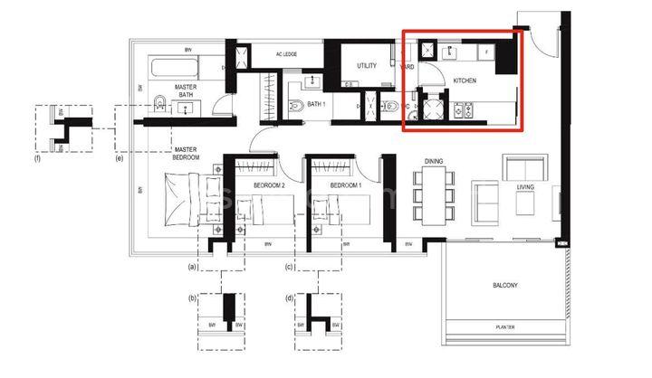 Functional Floor Plan