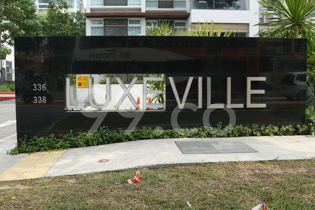 Luxe Ville  Logo