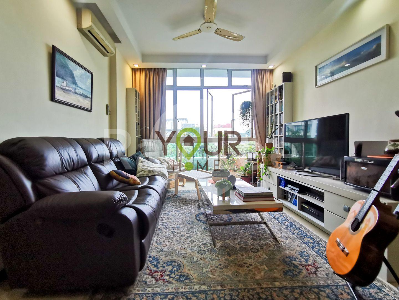 Lilydale - Living Room
