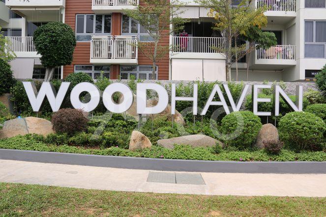 Woodhaven Woodhaven - Logo