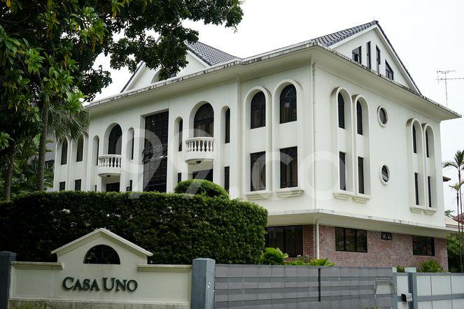 Casa Uno Casa Uno - Elevation
