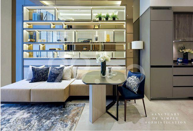 Sixteen35 Residences Living Room