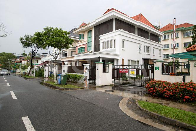 Eng Kong Green Eng Kong Green - Entrance