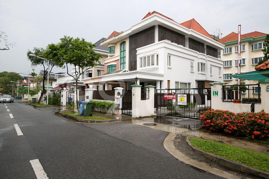 Eng Kong Green  Entrance