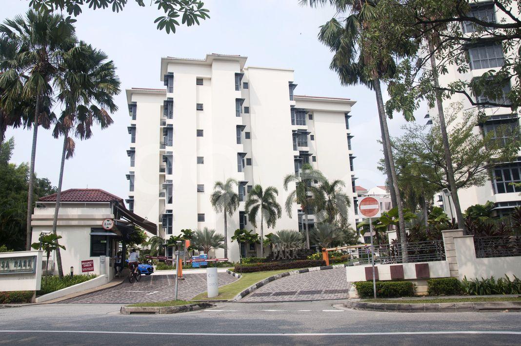 Carissa Park Condominium  Elevation