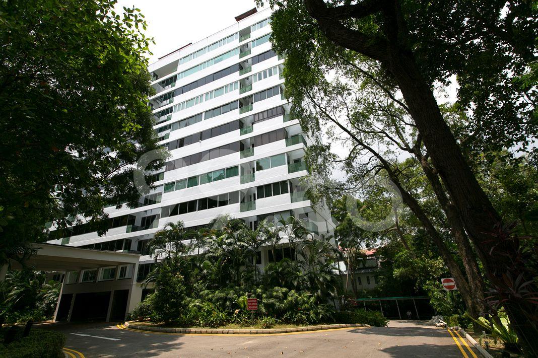 Holland Court  Elevation