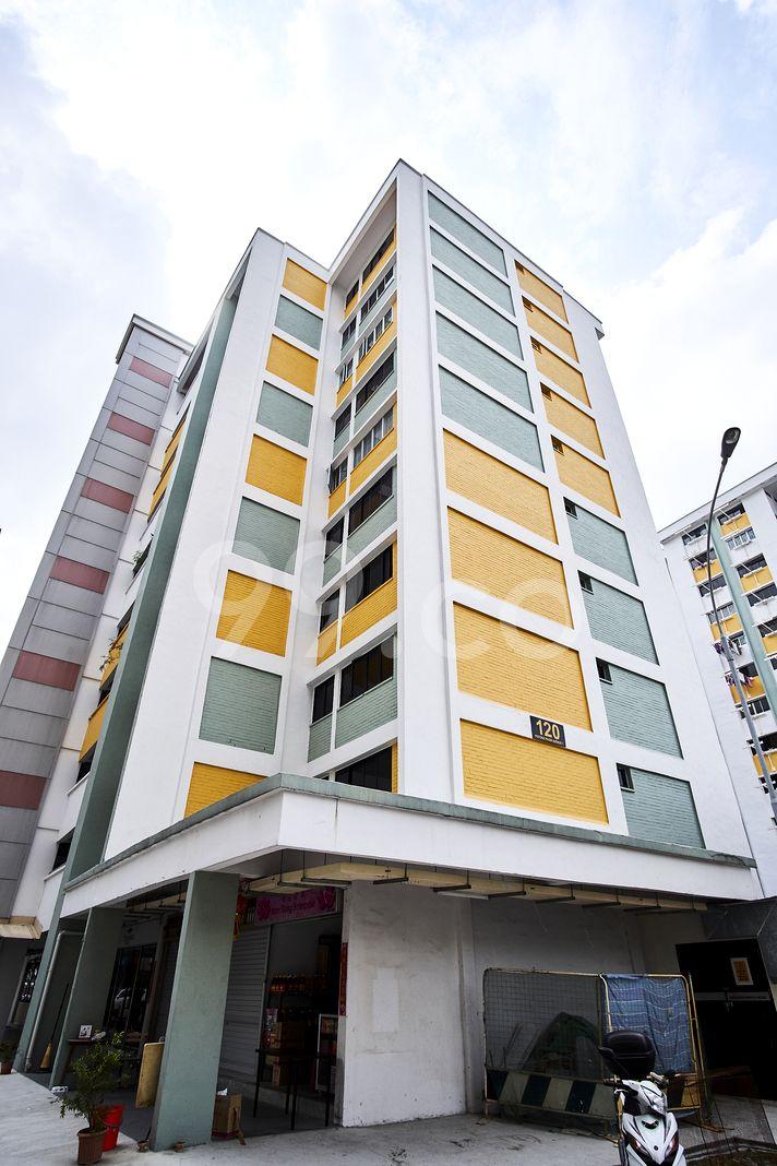 Block 120 Potong Pasir
