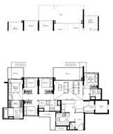 5 Bedrooms Type E1