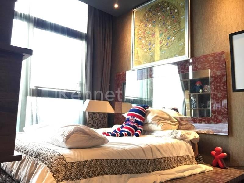 Cube 8 - Master Bedroom