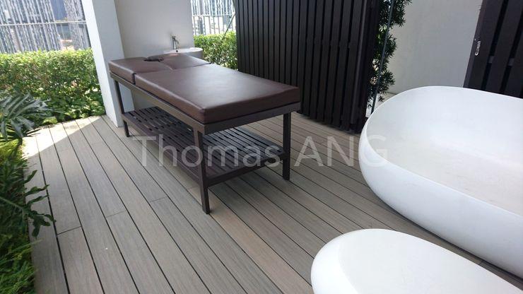 Facilities of massage corner
