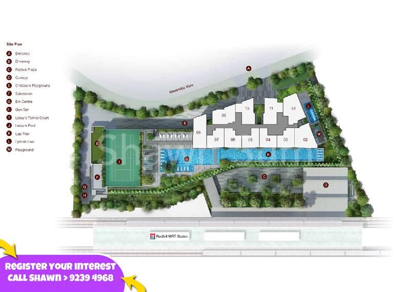 Artra - Site Plan
