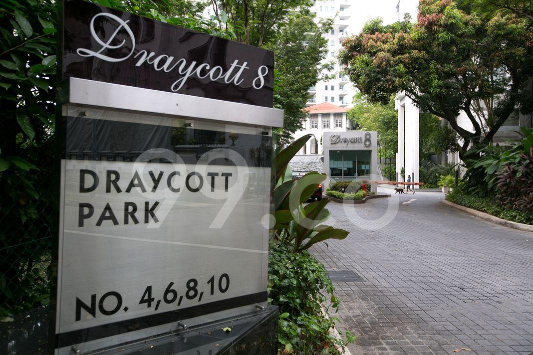 Draycott 8  Logo