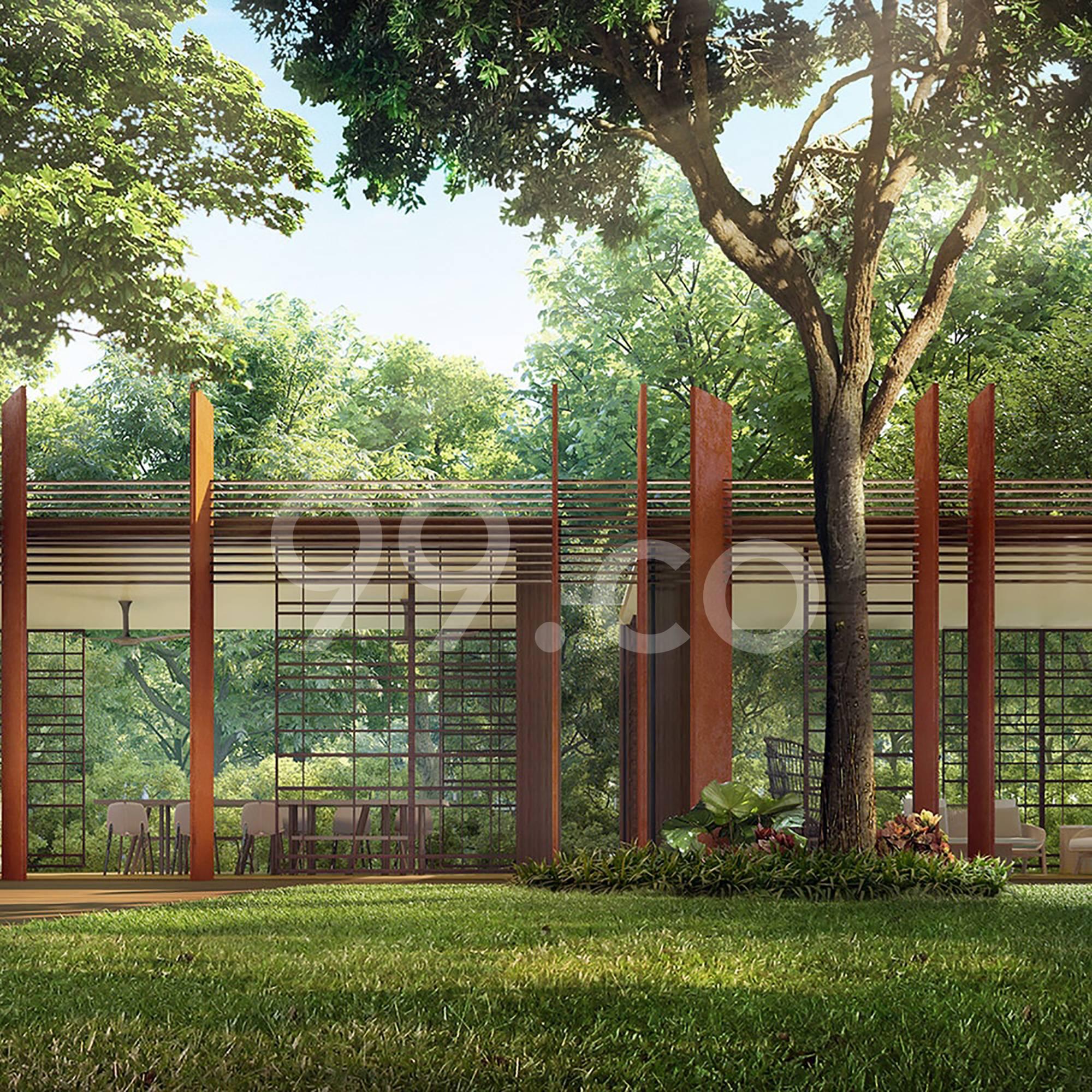 The Hyde Pavilion