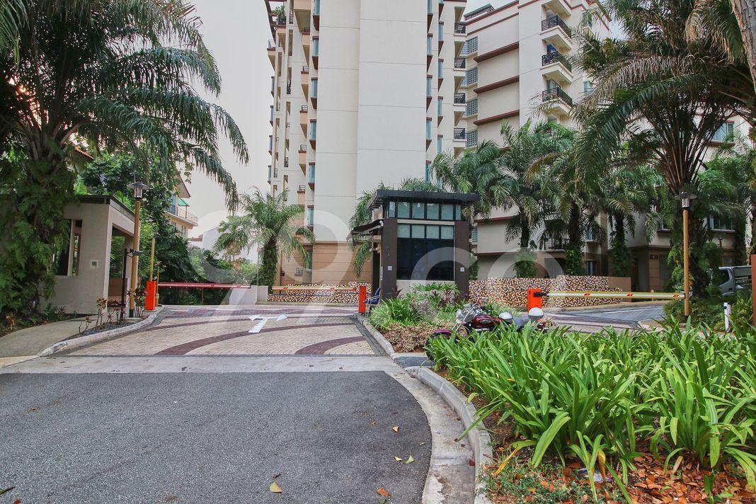 Sunhaven  Entrance