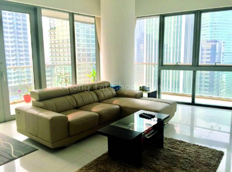 Living area (show flat)
