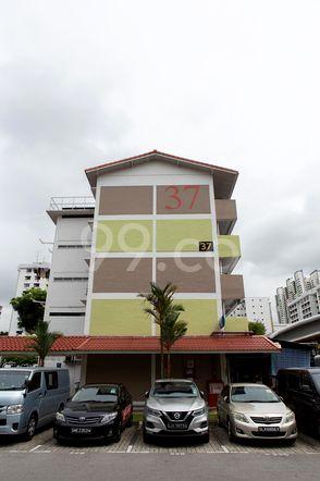 HDB-Jurong East Block 37 Jurong East
