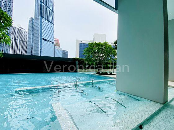 25m lap pool with extensive aqua gym
