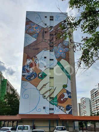 HDB-Hougang Block 662 HDB-Hougang