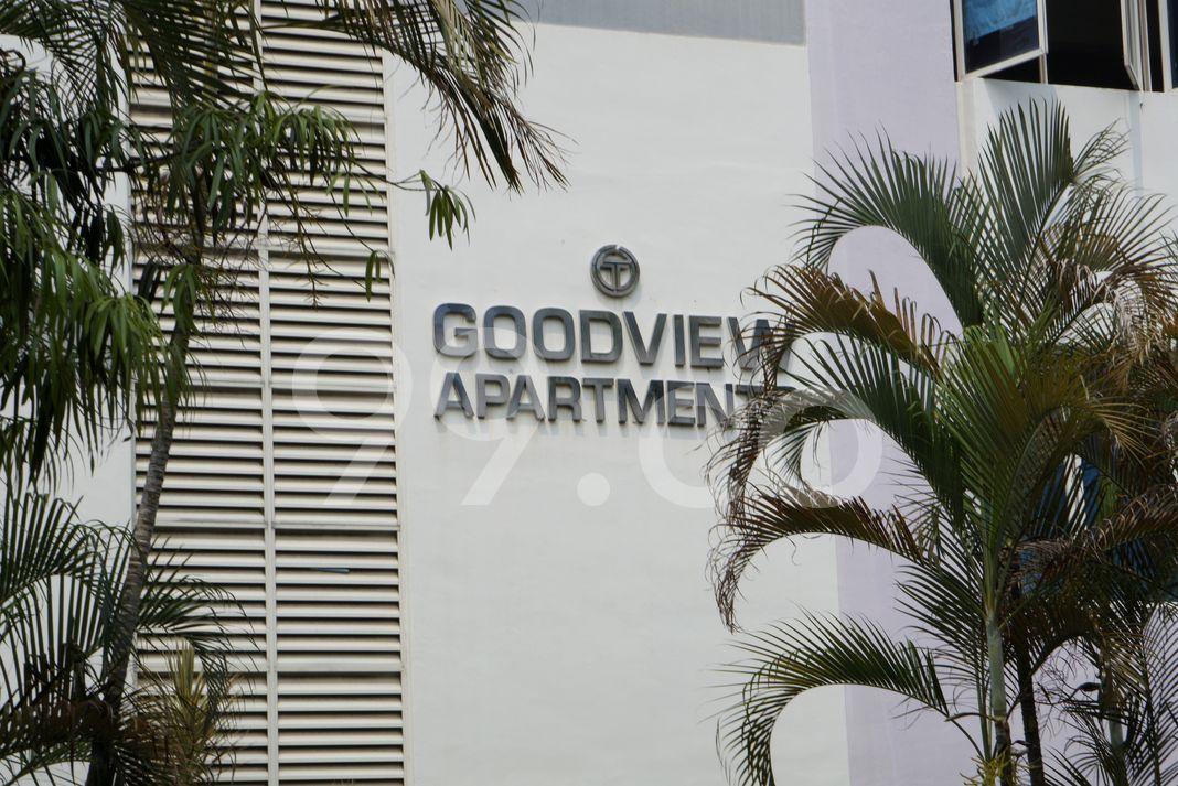 Goodview Apartments  Logo