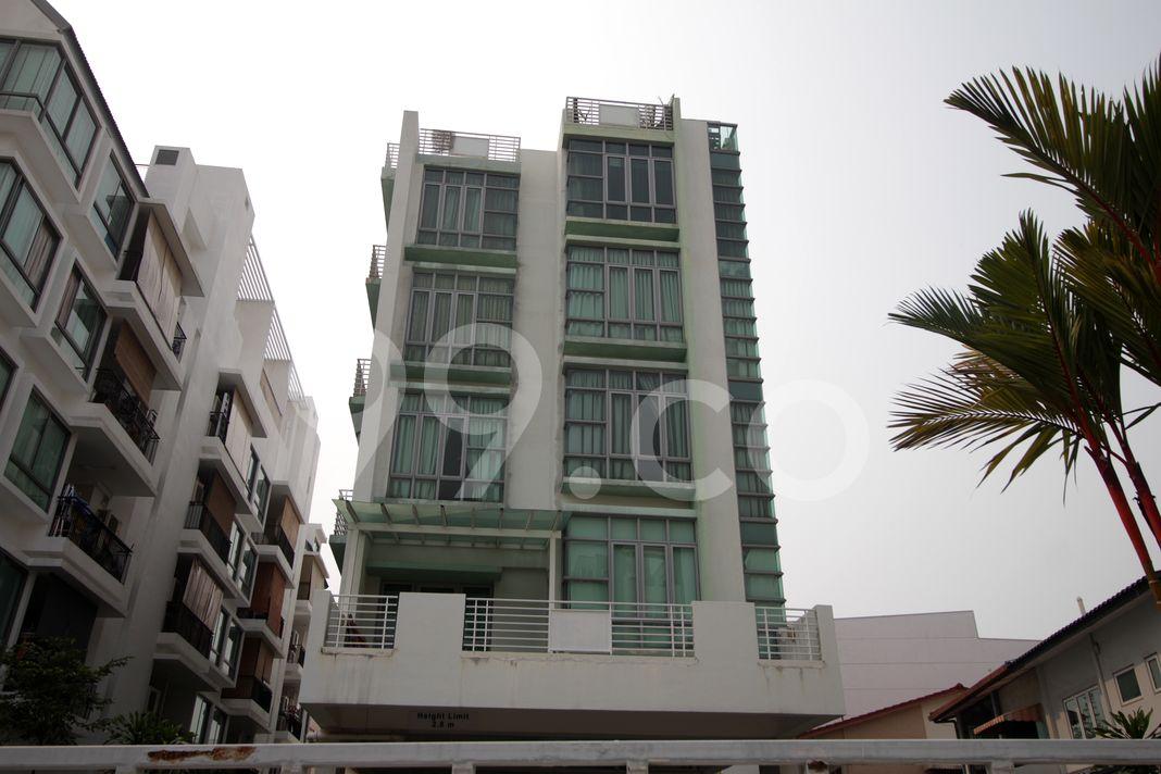 Residence 118  Elevation