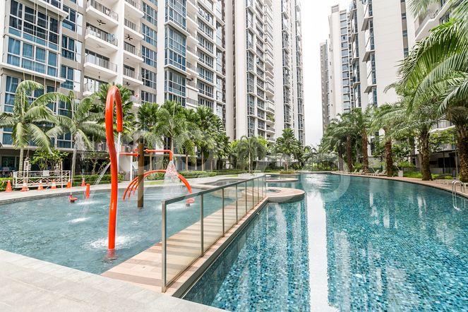H2O Residences Pool