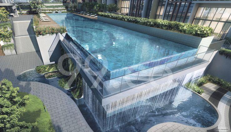 The Gazania Pool