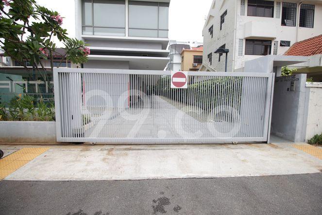 Cantiz @ Rambai Cantiz @ Rambai - Entrance