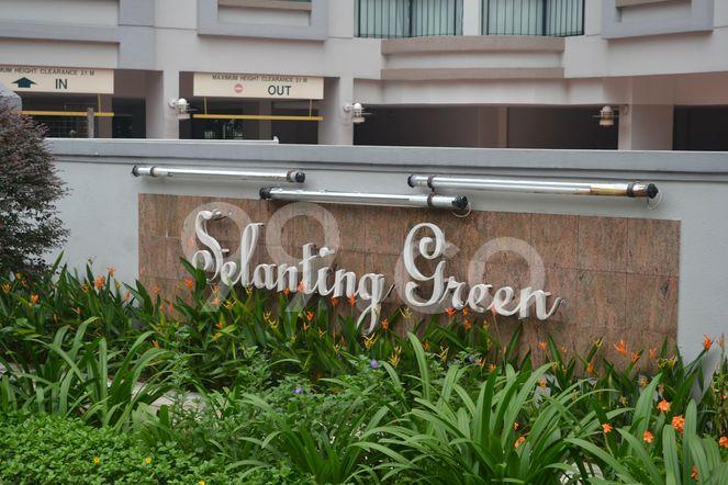 Selanting Green Selanting Green - Logo
