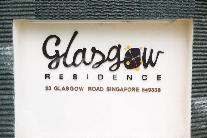 Glasgow Residence Glasgow Residence - Logo