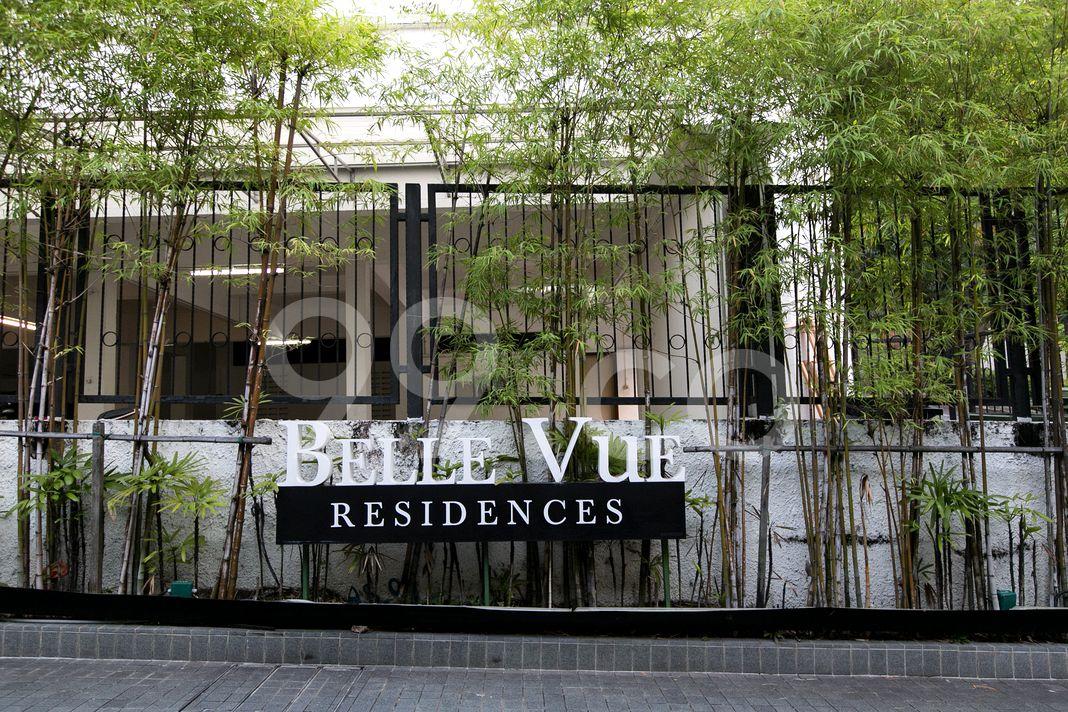 Belle Vue Residences  Logo
