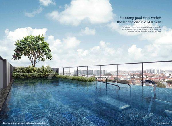 Parkwood Residences Pool
