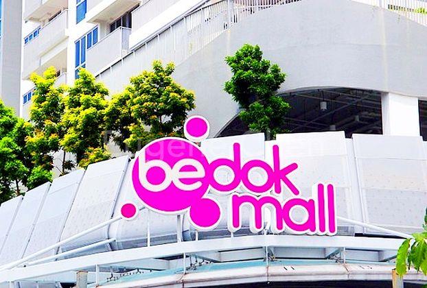 Mins away to Bedok Mall