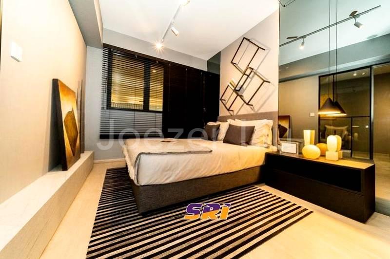 Huge Master Bedroom