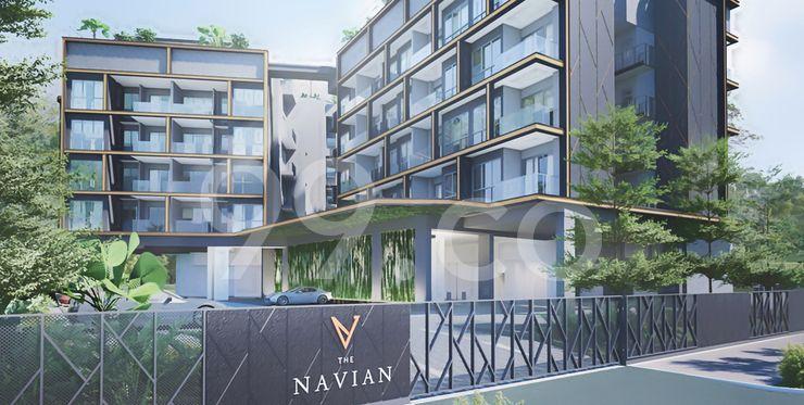 The Navian The Navian - Cover
