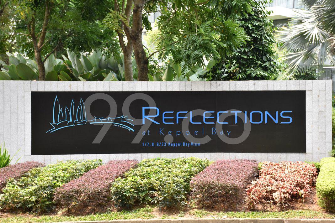 Reflections At Keppel Bay  Logo
