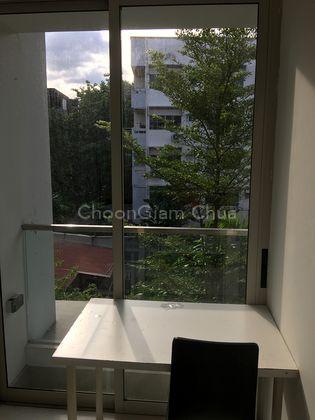 Single bedroom#2 with window view (Rent @$1200)