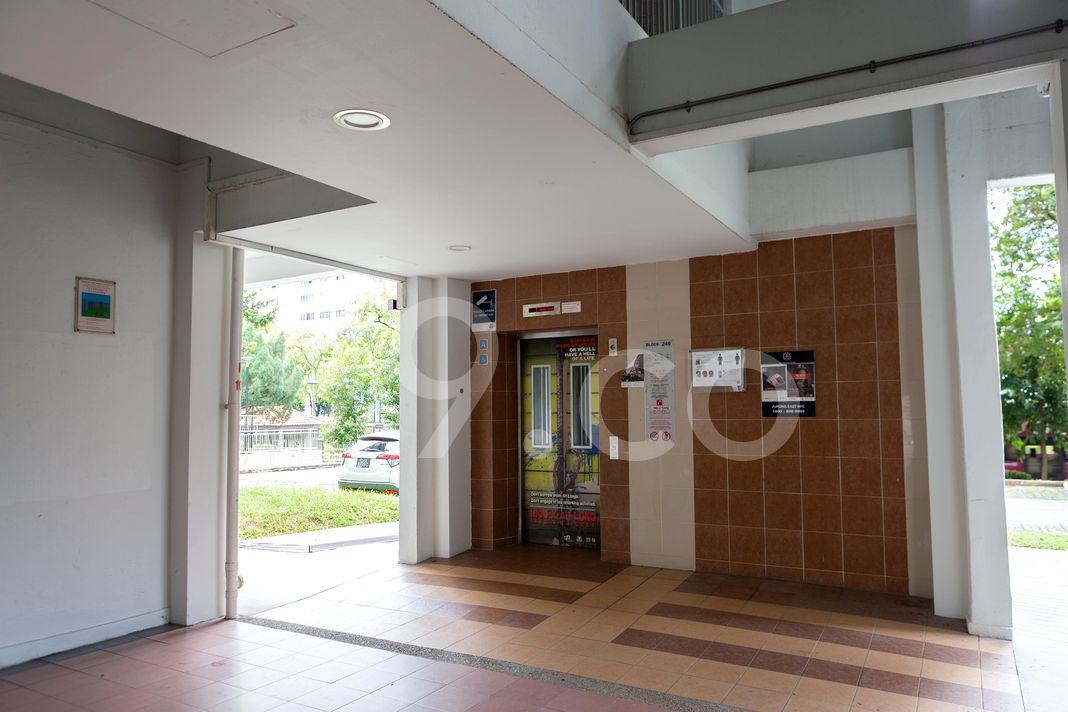 Block 209 Jurong East