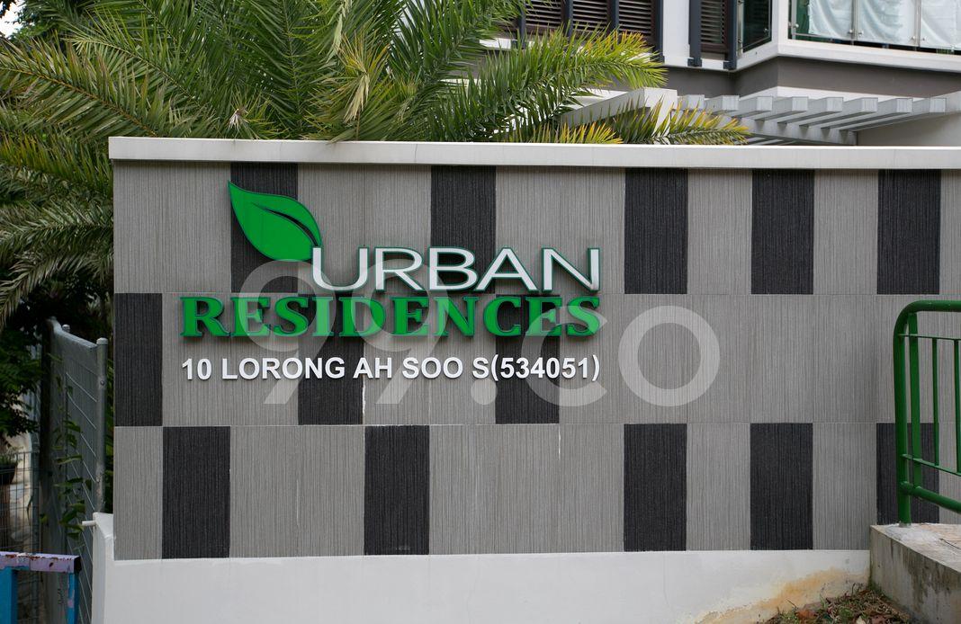 Urban Residences  Logo
