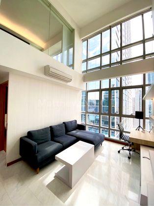 Living Loft Area