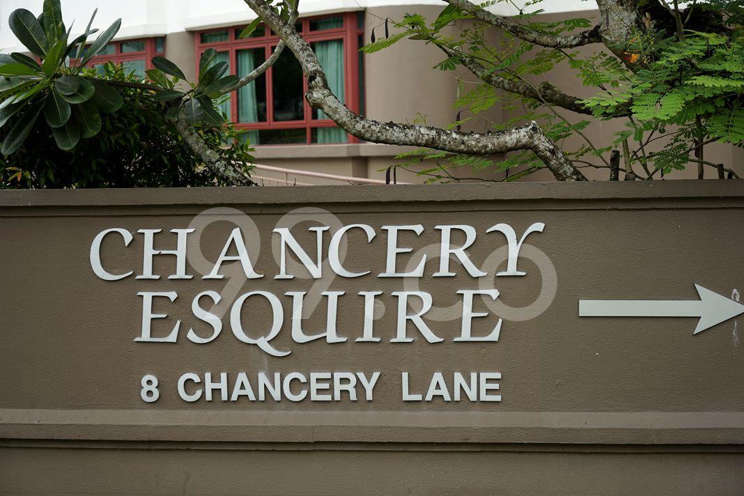 Chancery Esquire  Logo