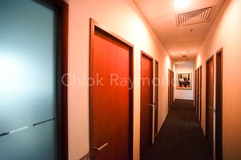 Clean Foyer