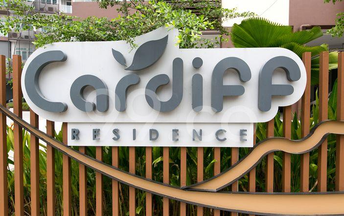 Cardiff Residence Cardiff Residence - Logo